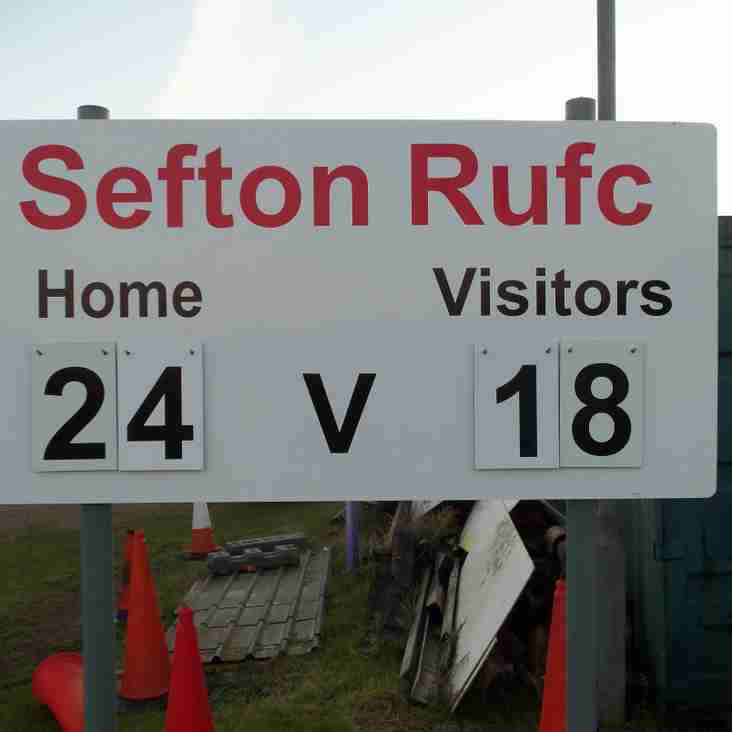 Widnes v Sefton Preview
