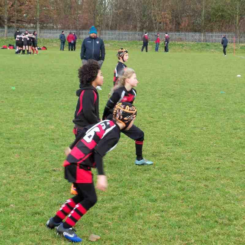 Under 9s v Crewe & Nantwich