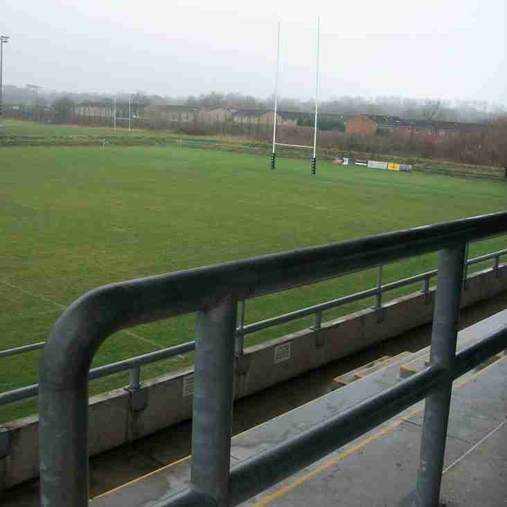 New date for Broughton Park game.