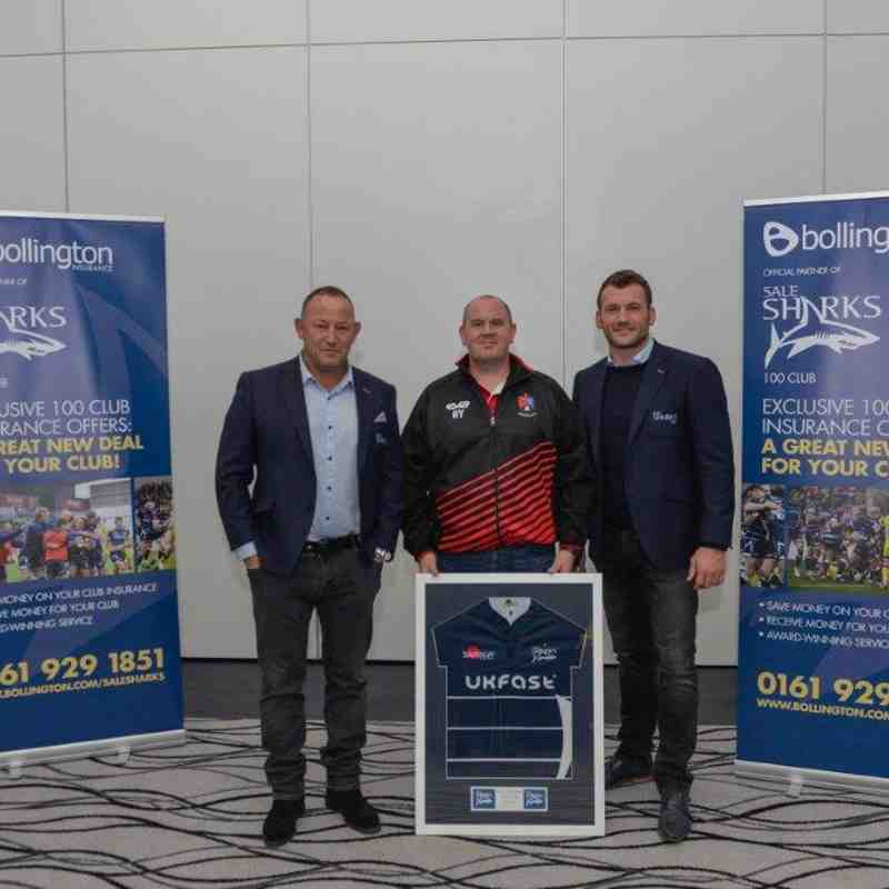 Sale Sharks 100 Club