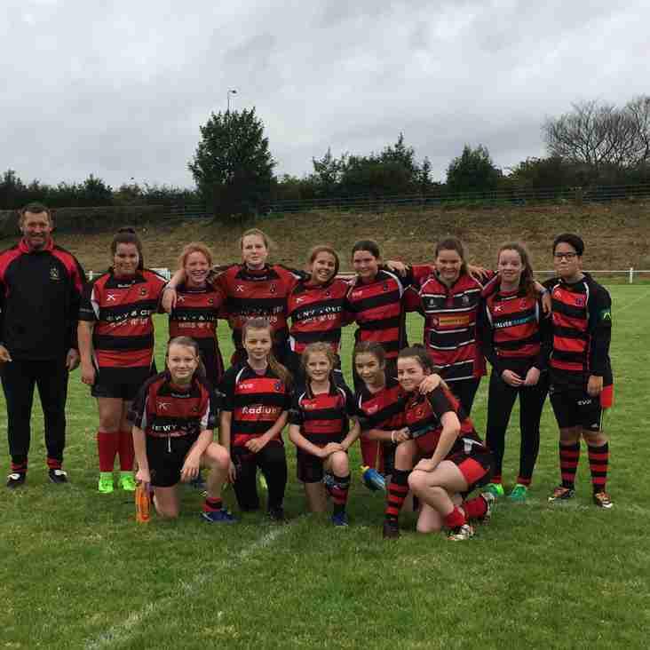 Widnes Warrior Girls Under 13's