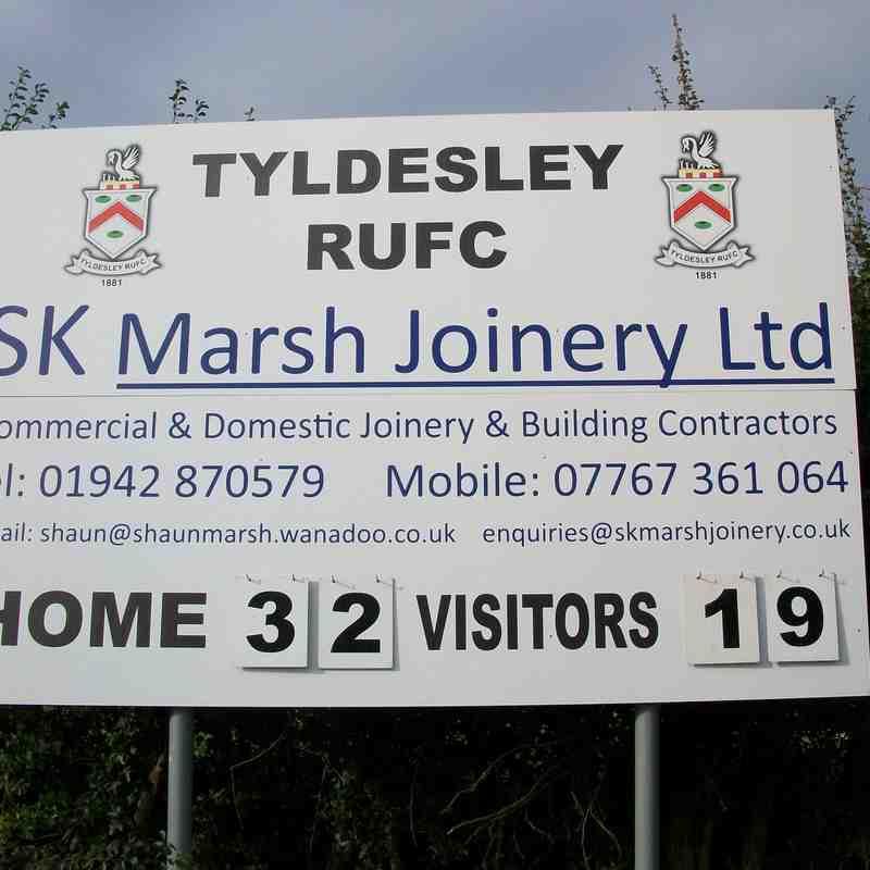 Tyldesley 230917
