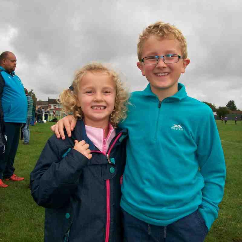 Under 10's v Ellesmere Port & Oxton Parkonians