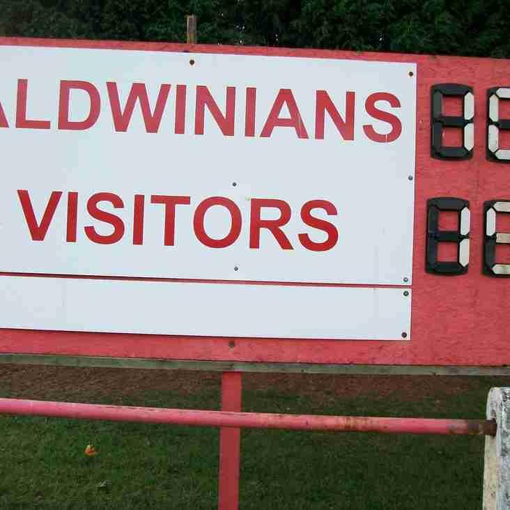 Widnes beat Aldwinians