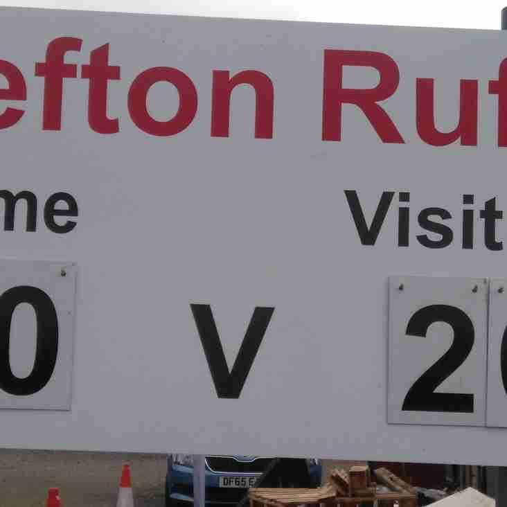 Widnes lose at Sefton