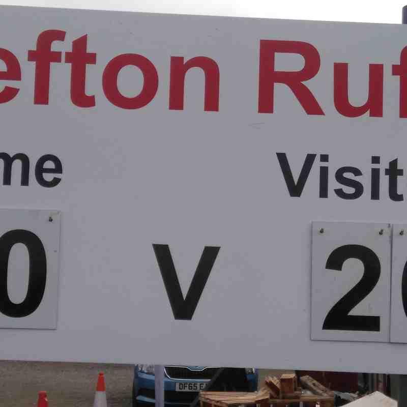 Scoreboard v Sefton 111117