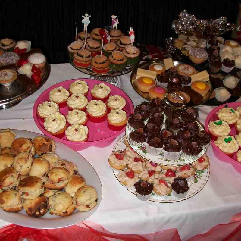 Xmas Tea Party 03.12.17