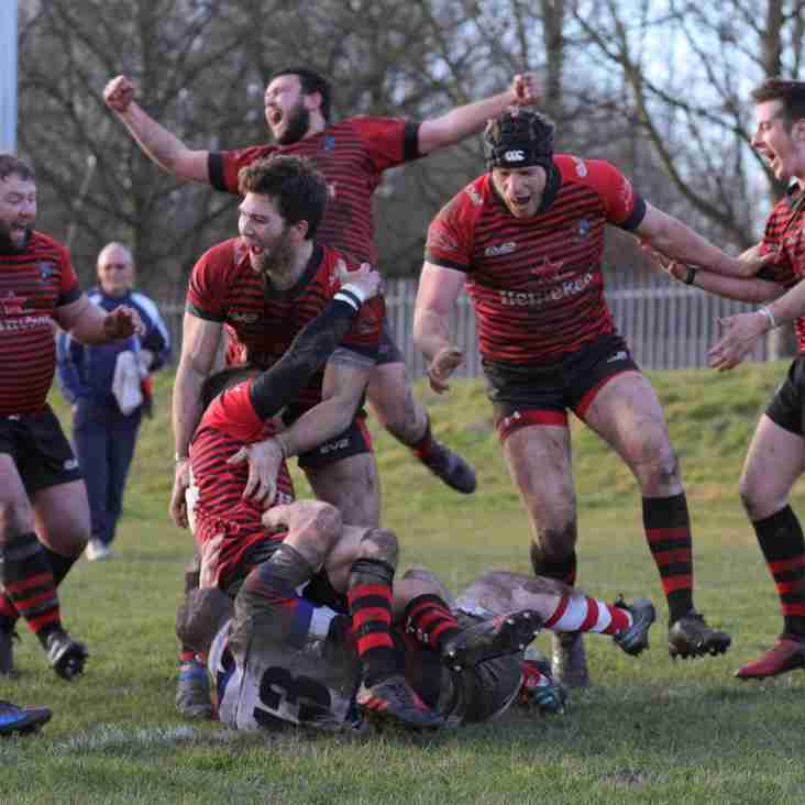 Taking the lead from the world's oldest Rugby Club