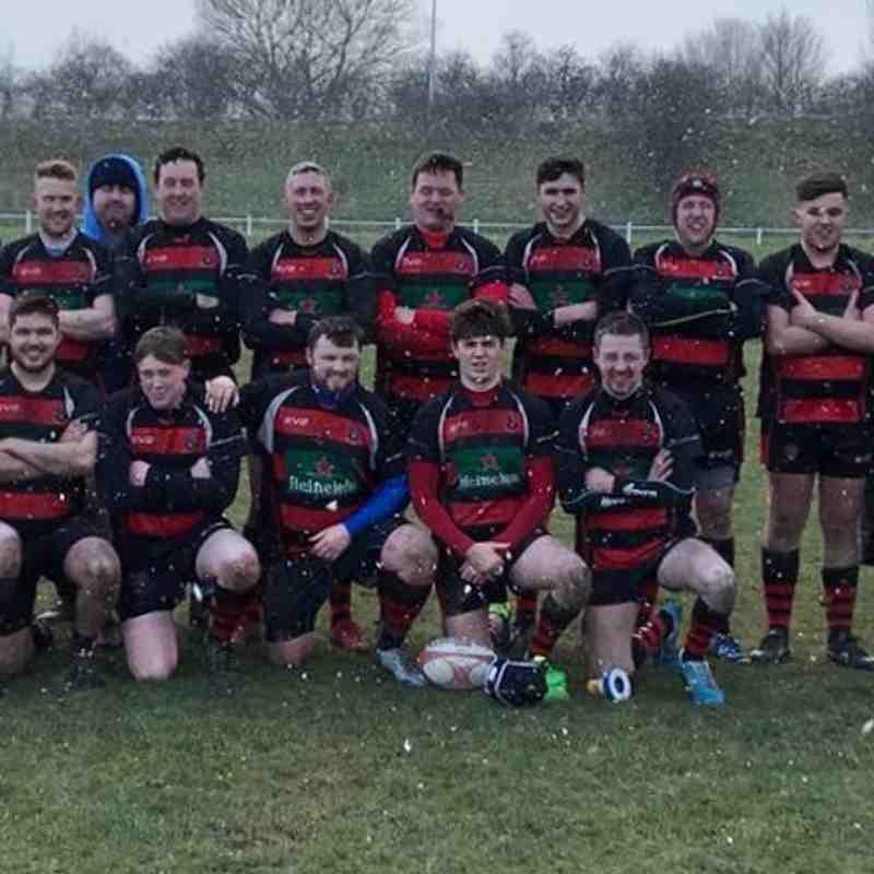 Second Team v Bowdon 170318