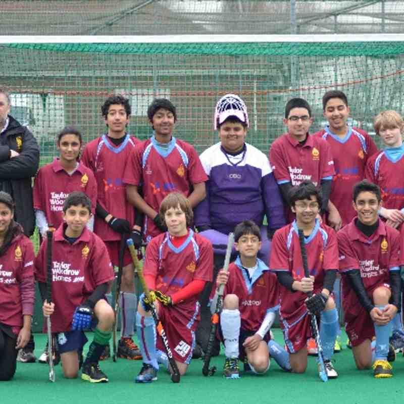 U14s 2012/13 - Nishantha Vithana