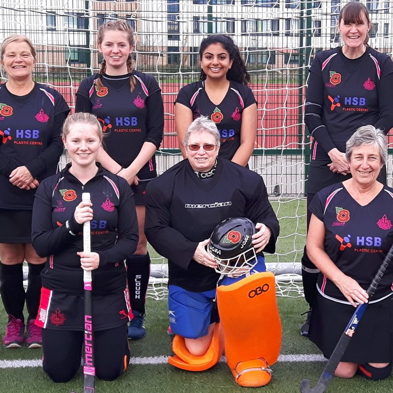 Women's 3rd XI lose to Wallingford Ladies 4s 1 - 0