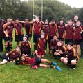 U13s did deep to win 11 try thriller