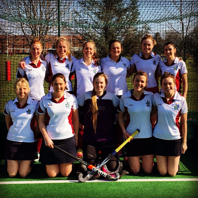 Edinburgh Uni 2s vs. Watsonians Hockey Club
