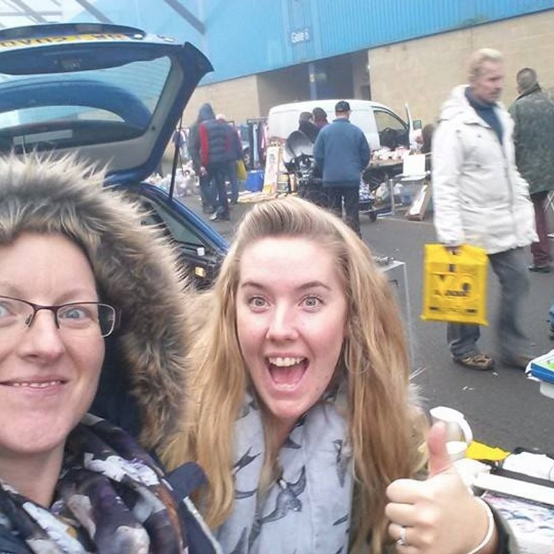 Car Boot Fundraiser at Peachcroft