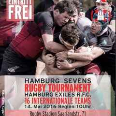 Hamburg Sevens Rugby Tournament