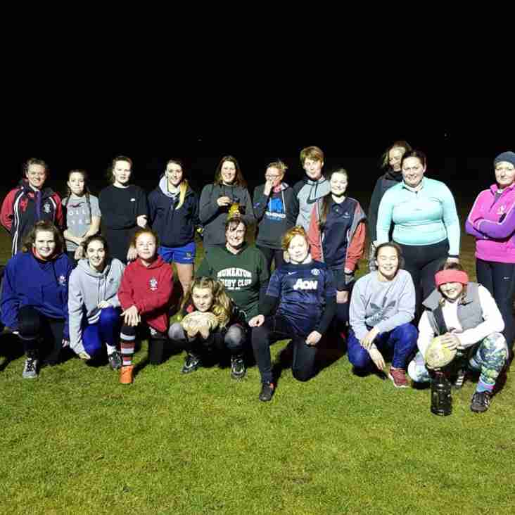 Nuneaton RFC are looking for a Girls Coach