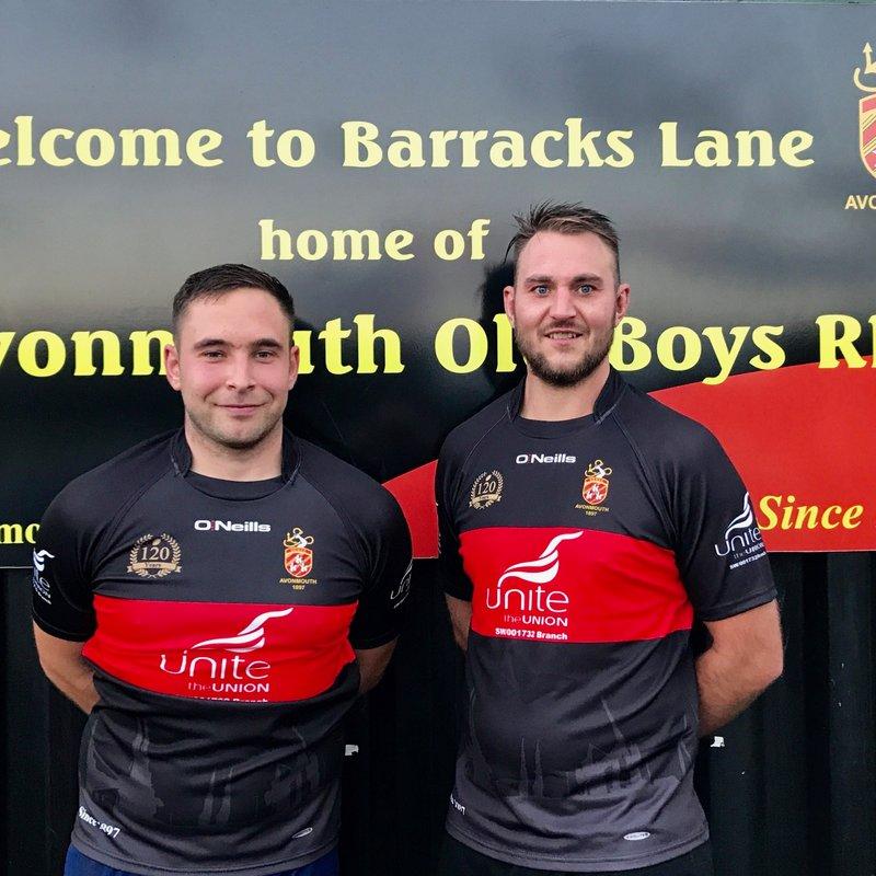 Captains Announced
