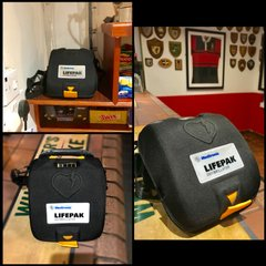 Automated External Defib