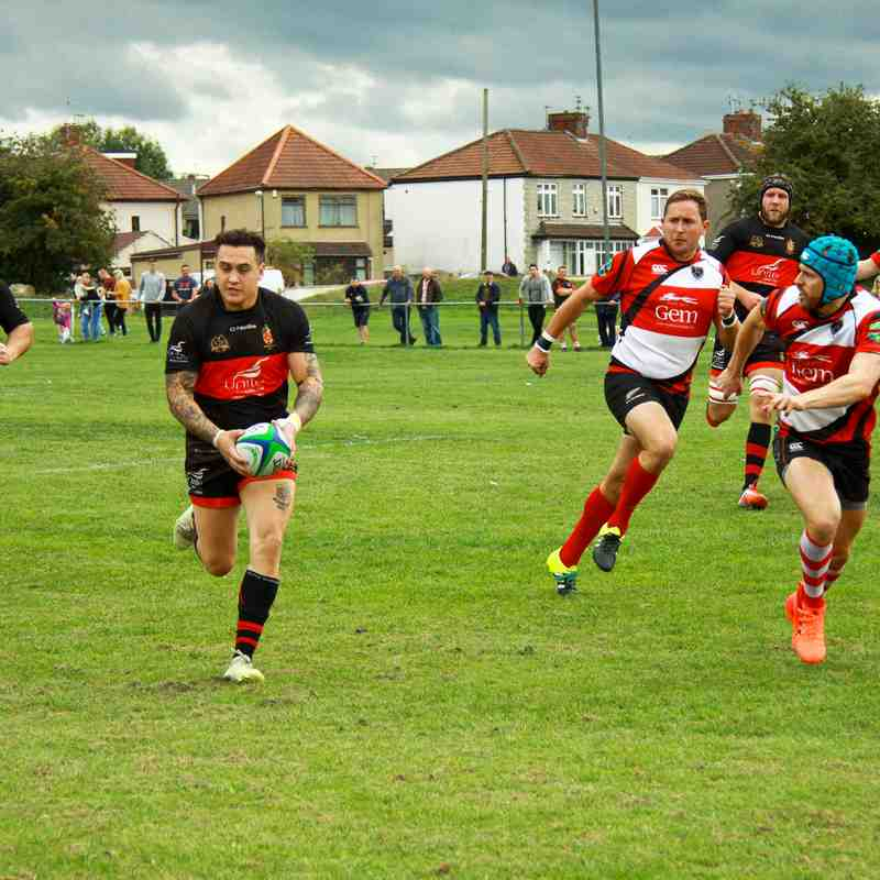 Avonmouth Old Boys Vs Barton Hill RFC 08-09-18