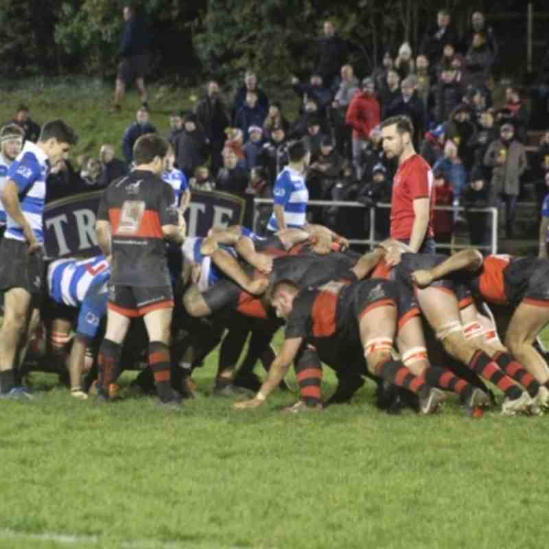 Avonmouth Old Boys Vs Gordano Sharks RFC 26-10-2018