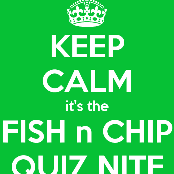 Quiz and Chip Night