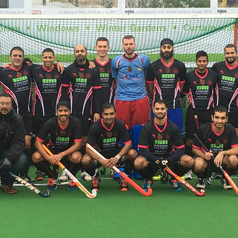 Men's 1st XI beat Staines 2 6 - 1
