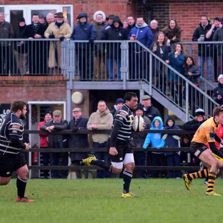 Chinnor v Canterbury