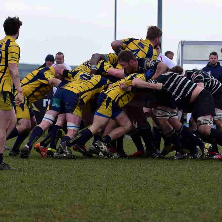 Chinnor v Worthing Raiders
