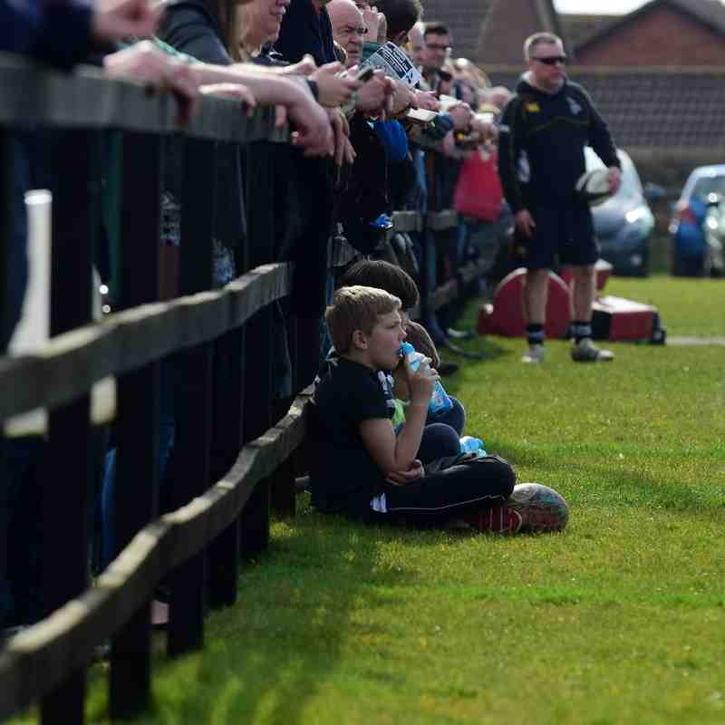 Chinnor RFC 1st XV Vs. Old Elthamians RFC 02/04/16