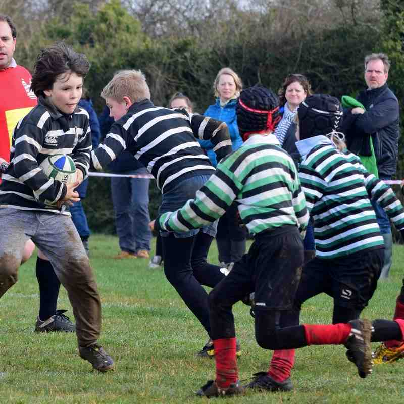 Oxfordshire Rugby Tournament April 2016 (U10's)