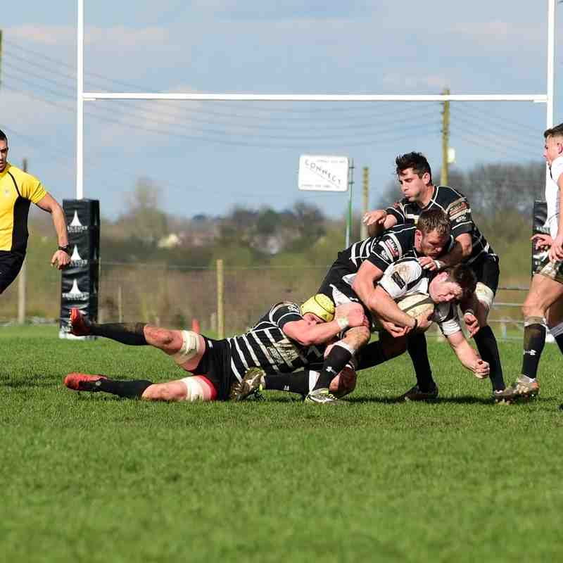 Chinnor RFC 1st XV Vs. Launceston RFC 16/04/16