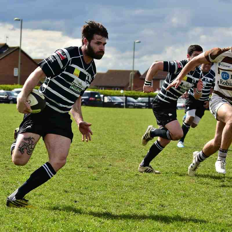 Chinnor RFC 1st XV Vs. Southend RFC 30/04/16