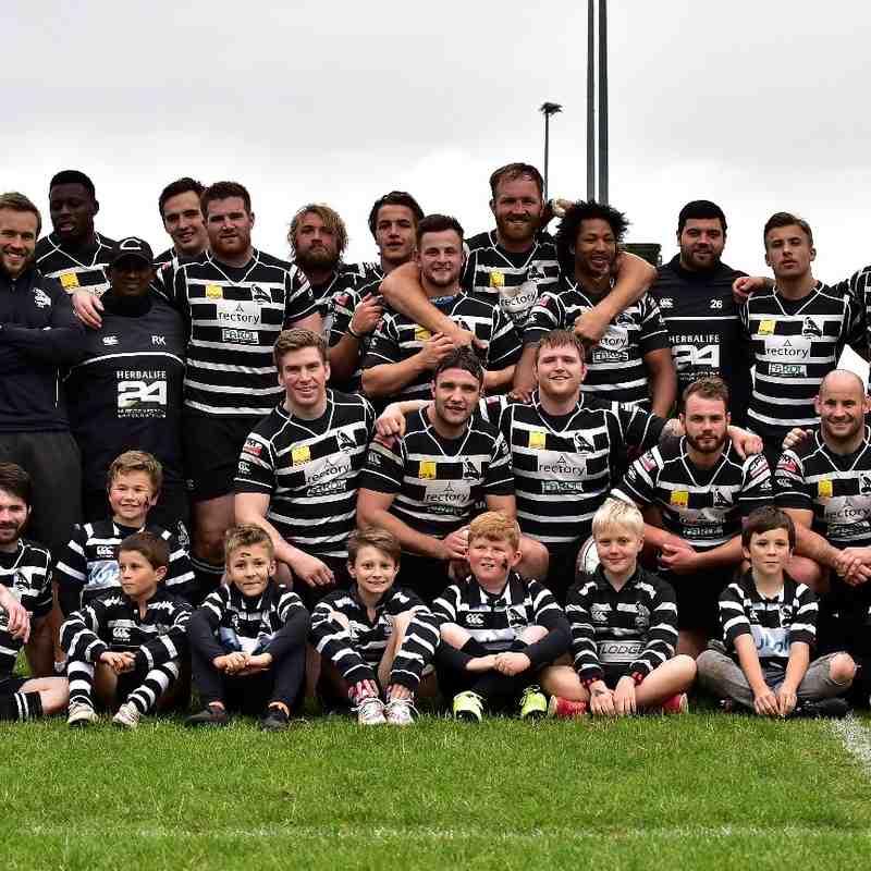 Chinnor RFC 1st XV & U11's 08/10/16