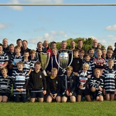 Chinnor RFC U12's & Premiership-European Cups 09/10/16