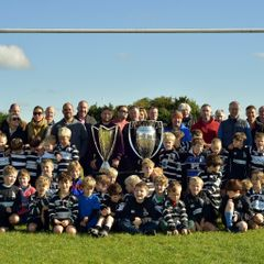 Chinnor RFC U8's & Premiership-European Cups 09/10/16