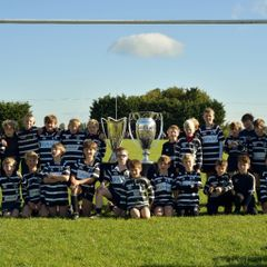 Chinnor RFC U9's & Premiership-European Cups 09/10/16
