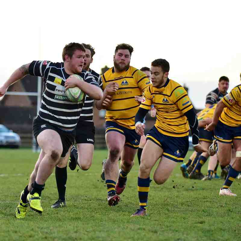 Chinnor RFC 1st XV Vs. Worthing RFC 03/12/16