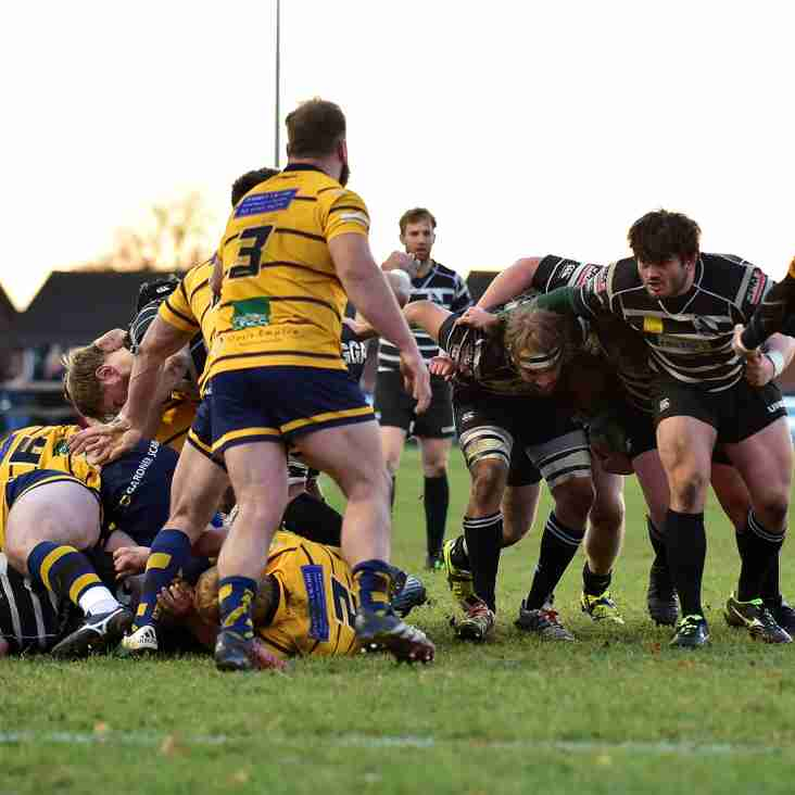 Chinnor v Worthing Raiders Match Preview
