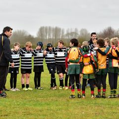 Chinnor RFC U11's Vs. Beaconsfield RFC 27/11/16