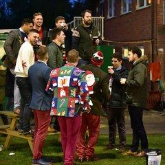 Chinnor RFC 1st XV Vs. Henley Hawks RFC 17/12/16