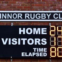 Chinnor RFC 1st XV Vs. Barnes RFC 04/02/17