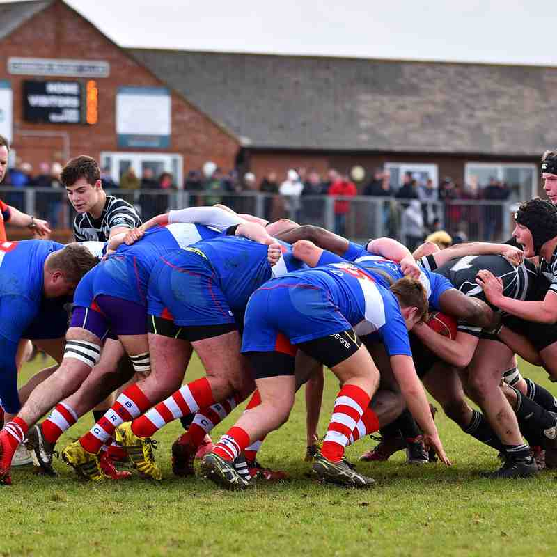 Chinnor RFC Colts Vs. Bishops Stortford RFC Colts 05/03/17