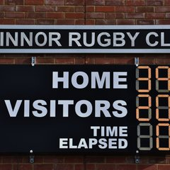 Chinnor RFC 1st XV Vs. Henley RFC 09/09/17