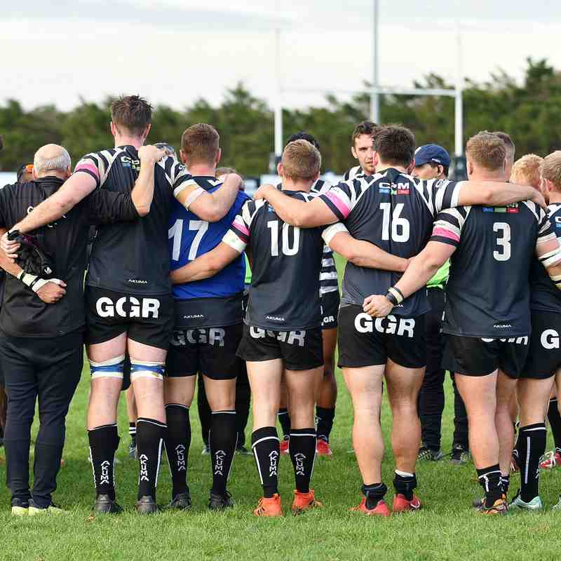 Chinnor RFC 1st XV Vs. Old Elthamians RFC 20/10/18