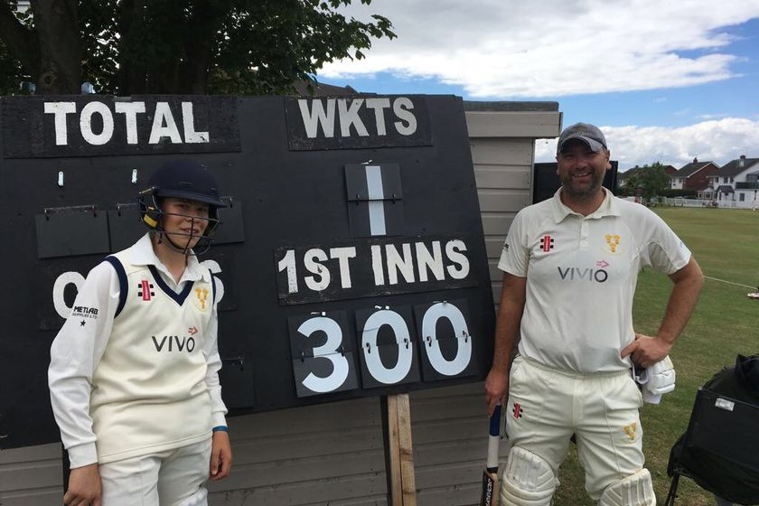 Flood of runs for young Noah as 3B's convincingly beat Tranmere Victoria