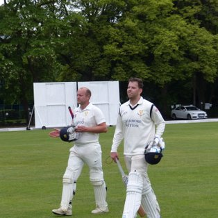 Difficult day at Didsbury as Metcalf makes sure of the win.