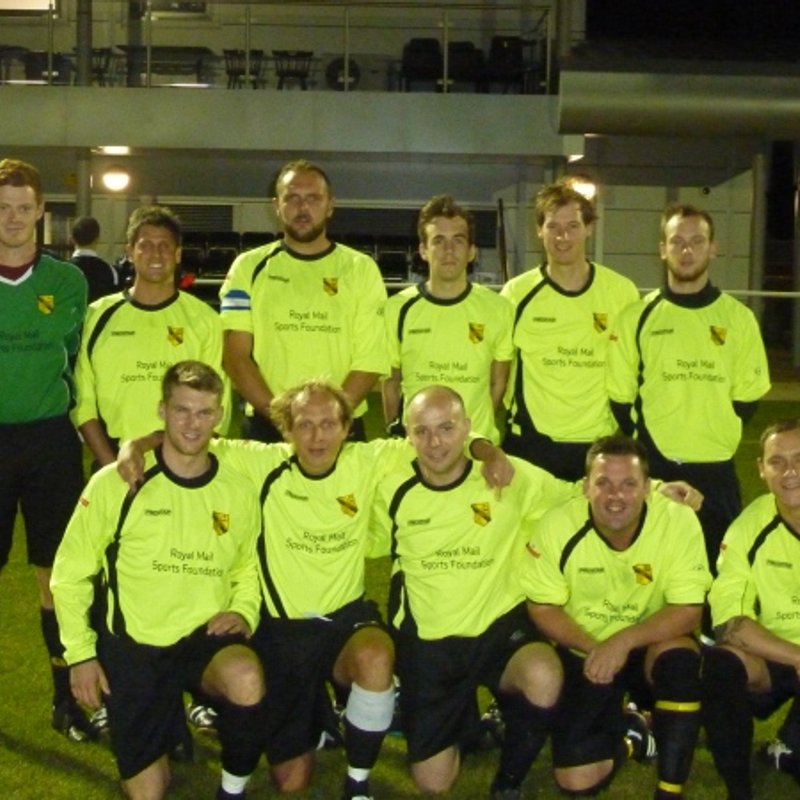 Westfield FC Reserve Team beat Ascot United 1 - 3