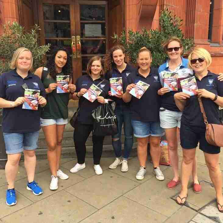 Wimbledon Ladies excited about the 2017/18 season