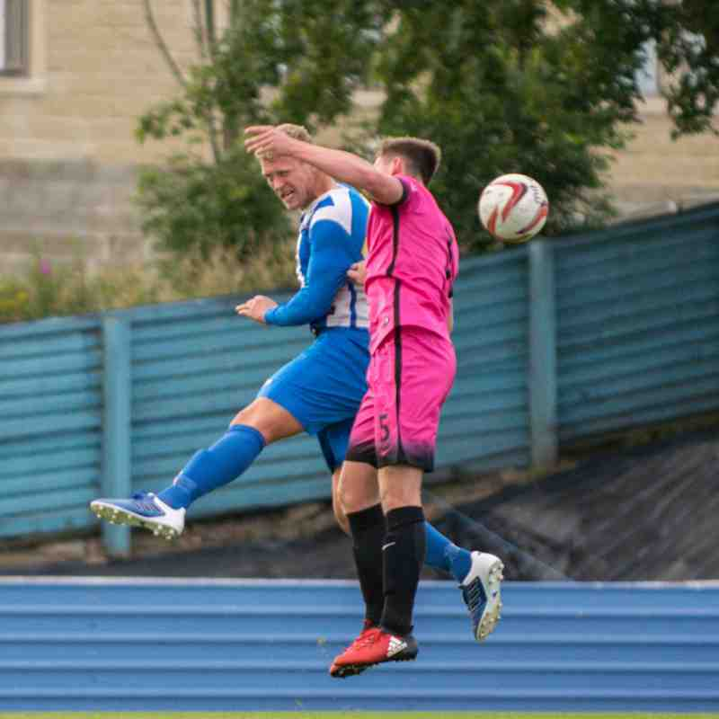 Friendly v Eccleshill Utd 10/7/2017