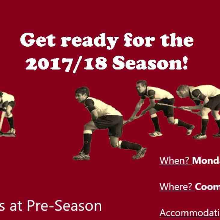 Preseason 2017 Update